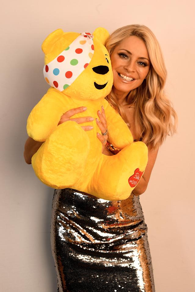Presenter Tess Daly has urged everyone to show their support (Photo by Dave J Hogan/Dave J Hogan/Getty Images)
