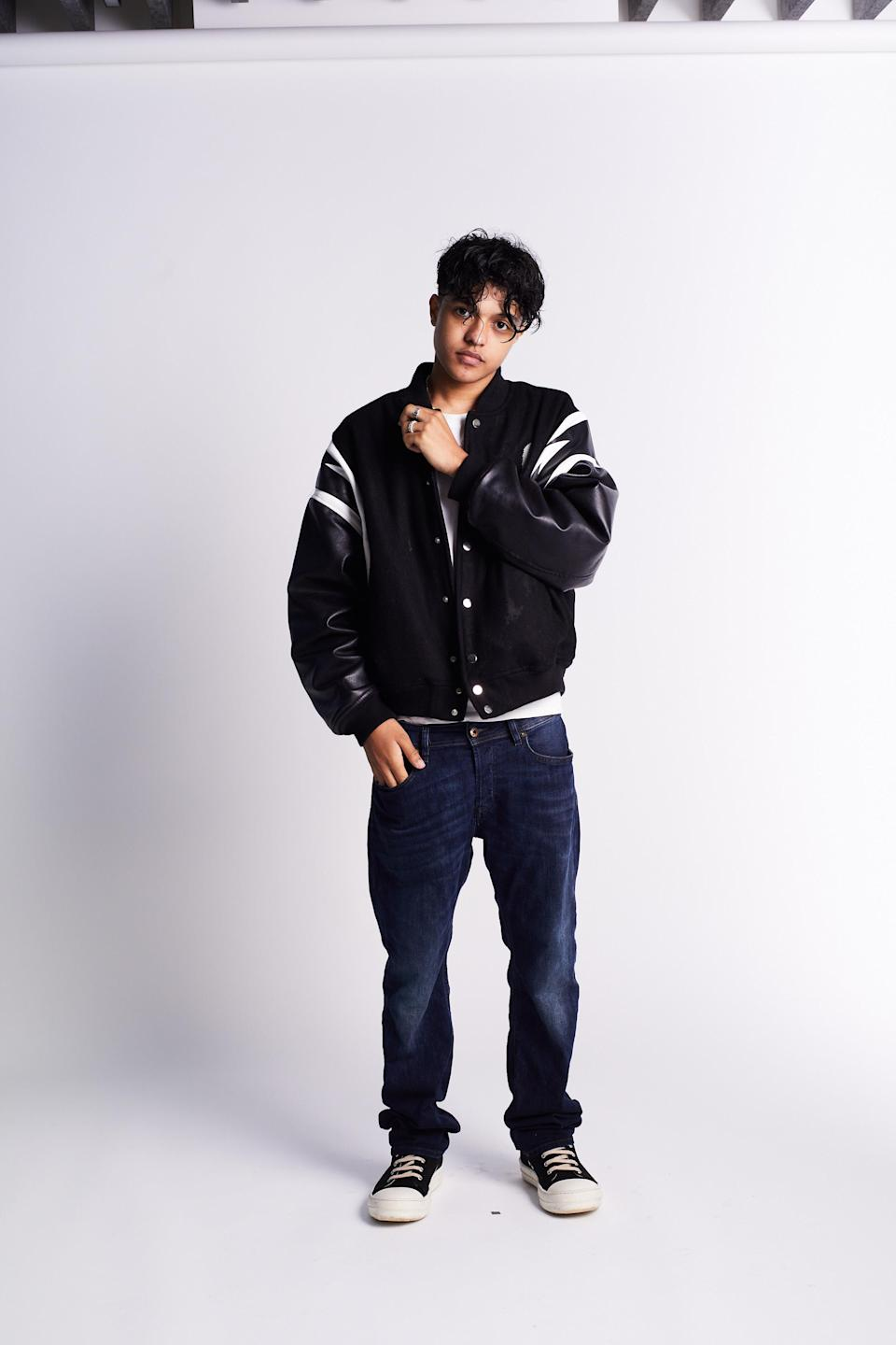 Kamal. has previously featured on the multi-award winning rapper Dave's track Mercury (The Ivor Academy)