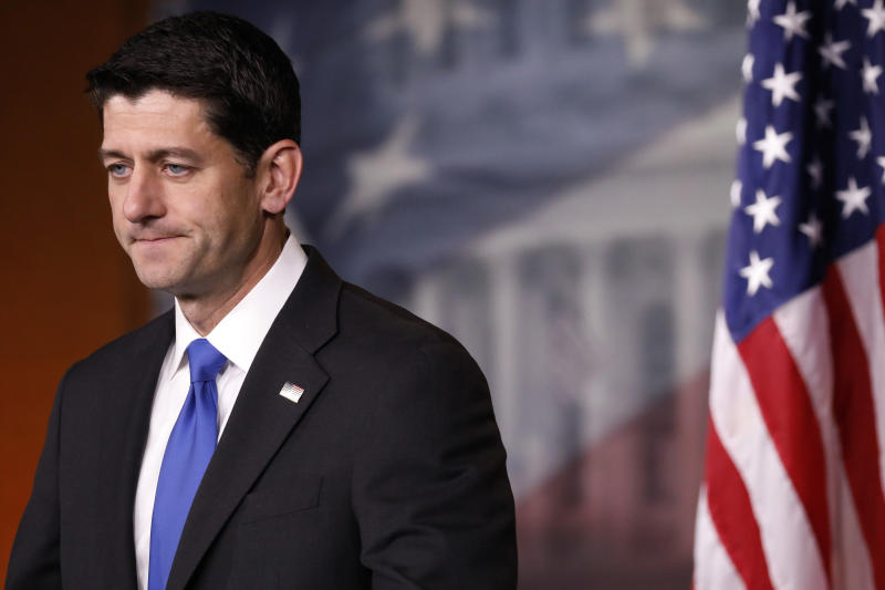 House Speaker Paul Ryan (R-Wis.) is facing pressure from the leader of the conservative House Freedom Caucus, who believes Ryan's leadership has left Republicans with little leverage for a December spending deal. (Aaron P. Bernstein/Getty Images)