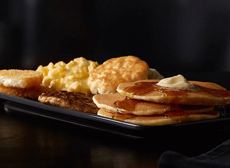 Mcdonalds big breakfast