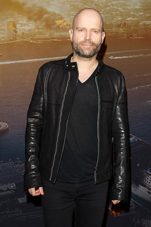 Director Marc Forster was also in attendance at the Australian 'World War Z' premiere. It was rumoured that at one point during production that he and Pitt had stopped talking to each other. (Pitt was one of the producers on the film.)