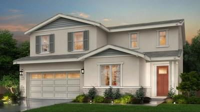 Lily floor plan | Horizon Collection at Cielo at Sand Creek | Antioch, CA