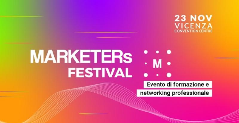 marketers festival 2019 vicenza