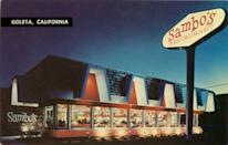 <p>The highly controversial American restaurant chain became defunct in 1982. Its fate wasn't shocking. The chain's upsetting and racist name caused protests and lawsuits across the US at its 1,117 stores. After changing the name multiple times and a series of bad decisions, the company filed for bankruptcy in 1981. Majority were sold off, but one location remains.</p>