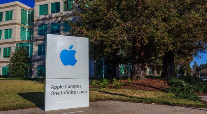 Dividend-Paying Blue Chip Tech Stocks to Buy Now: Apple Inc (AAPL)