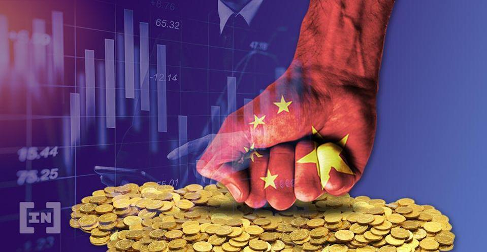 China crushes exchanges