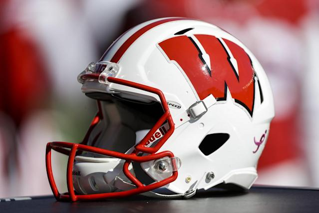Wisconsin and three-star QB prospect Ben Bryant parted ways. (AP)