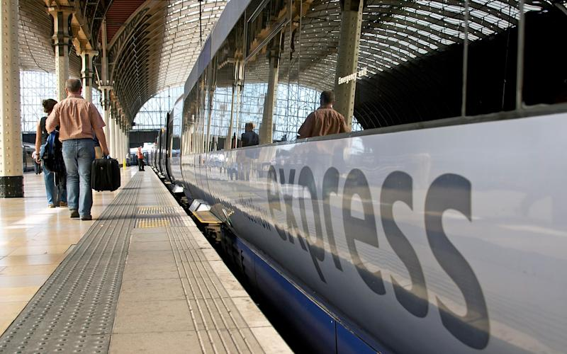 The Heathrow Express has long been criticised for its sky high fares - Construction Photography/Avalon