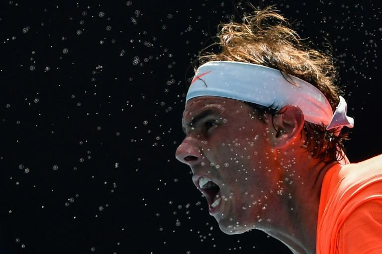"""Rafael Nadal: """"I like tennis. I like what I am doing. That's the main thing. Of course, I am very motivated to win Grand Slams."""""""