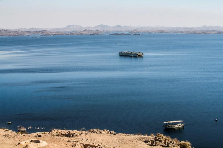 The Aswan dam created the vast Lake Nasser, which flooded the homeland of Egypt's Nubian people, forcing tens of thousands of leave