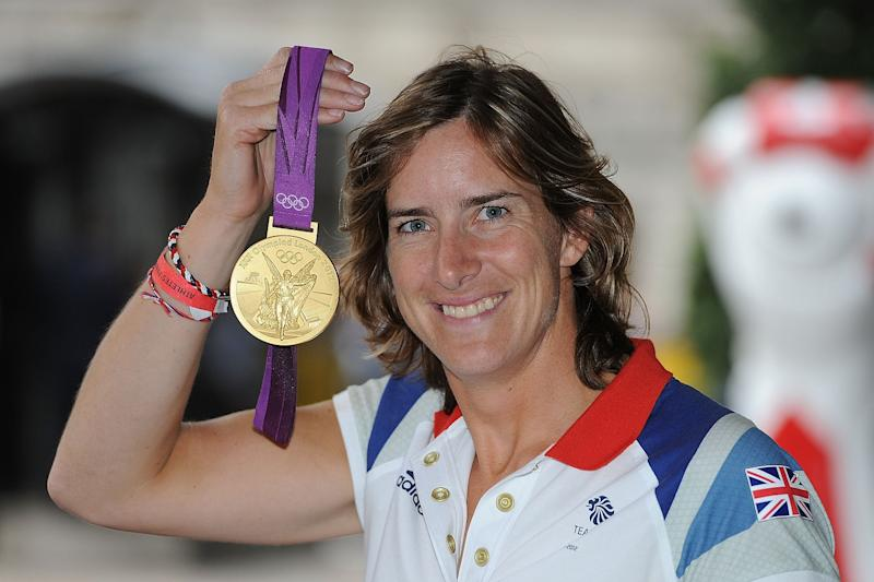 The 41-year-old was a gold medallist at London 2012: Tom Dulat/Getty Images