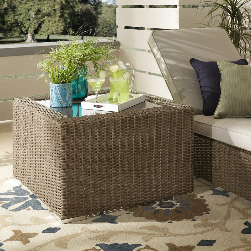 Crowley Side Table. Image via Wayfair.