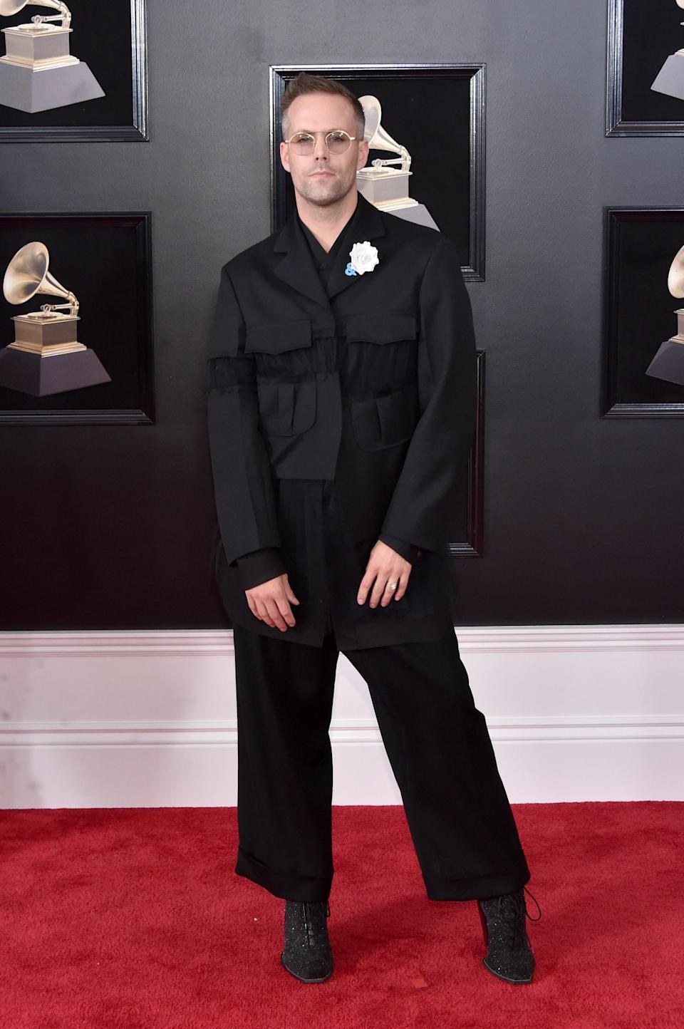 """<h1 class=""""title"""">Justin Tranter</h1><cite class=""""credit"""">Photo: Getty Images</cite>"""