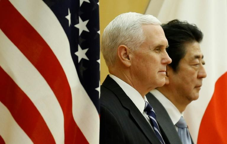Pence says he hasn't ruled out meeting with N.Korea officials