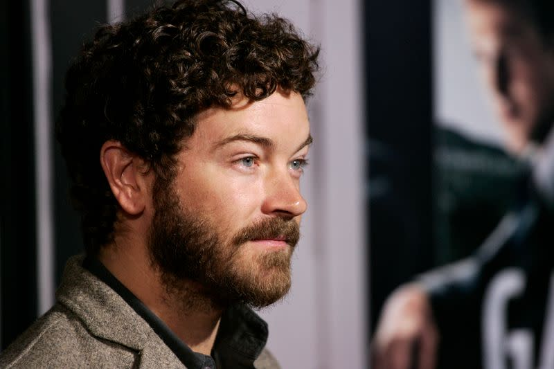 U.S. actor Danny Masterson charged with raping three women