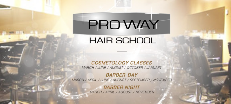 Pro Way Hair School. (Facebook)