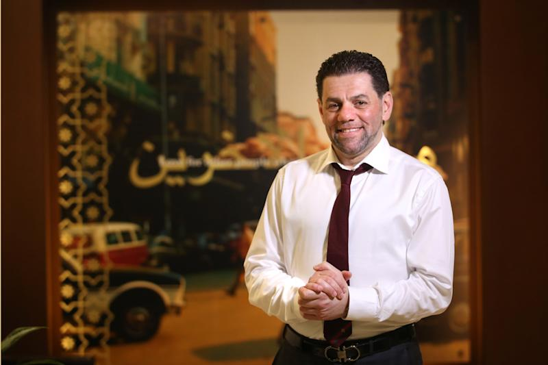 Mohamad Fakih, CEO and President of Paramount Fine Foods