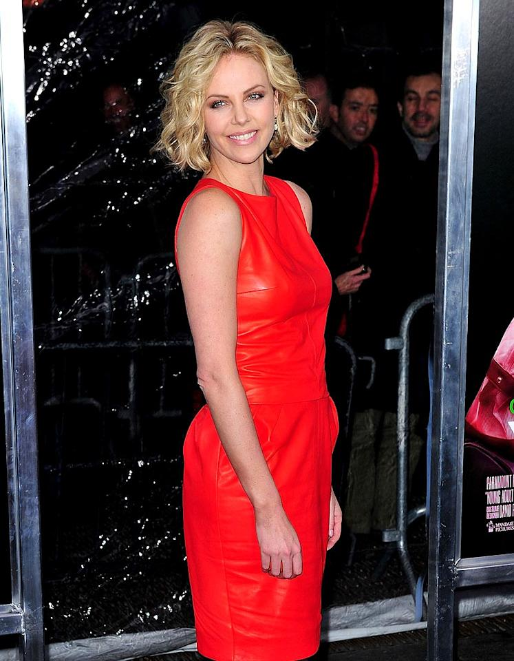 "Long before she was an A-lister and an Oscar winner, South African beauty and aspiring model Charlize Theron, posed for a series of nude pics. In 1999, the photos wound up in <em>Playboy</em>, after Charlize's movie career began taking off. The ""Young Adult"" actress claimed the photos were published without her permission and later sued the photographer."