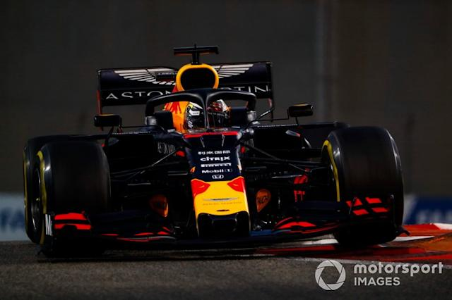 "Max Verstappen, Red Bull Racing RB15 <span class=""copyright"">Sam Bloxham / Motorsport Images</span>"