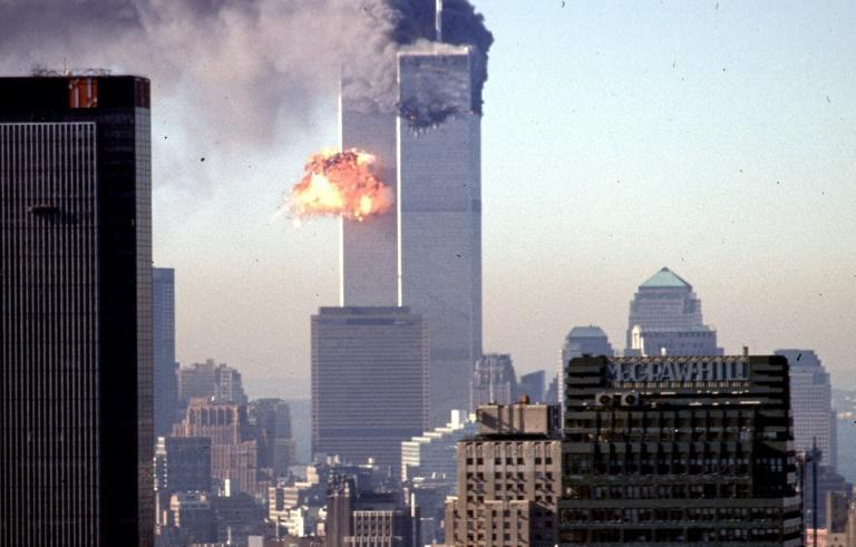 Afghans did not immediately realise the significance of 9/11 until it became clear the attacks were carried out by Al-Qaeda militants sheltered by the Taliban (AFP/SETH MCALLISTER)