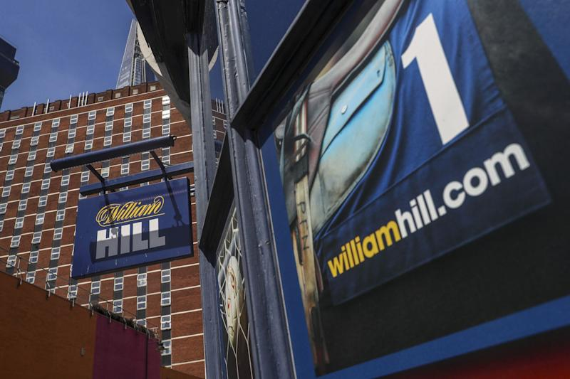 William Hill confirms 'separate cash proposals' from USA companies