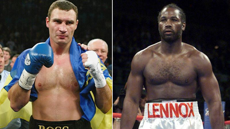 Lennox Lewis to face Vitali Klitschko in chess match