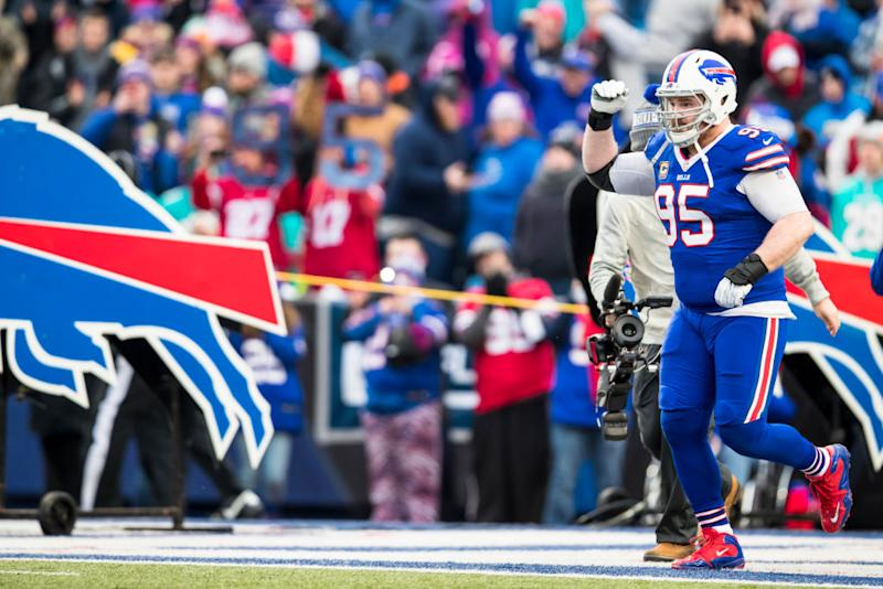 aec7a4e5f Kyle Williams went out with a big win. (Getty)