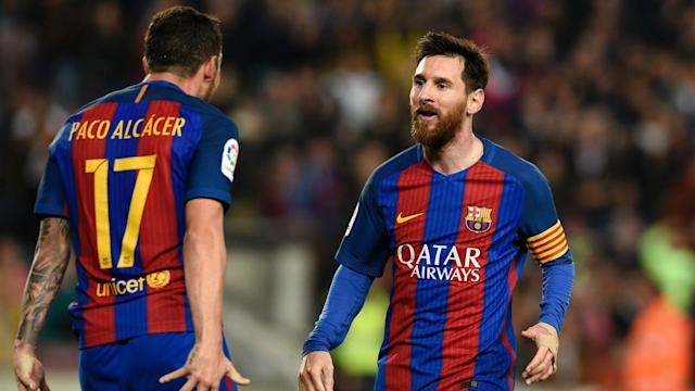 The Spain international is prepared to wait for his opportunities at Camp Nou, having enjoyed a promising end to 2016-17 following a tough start