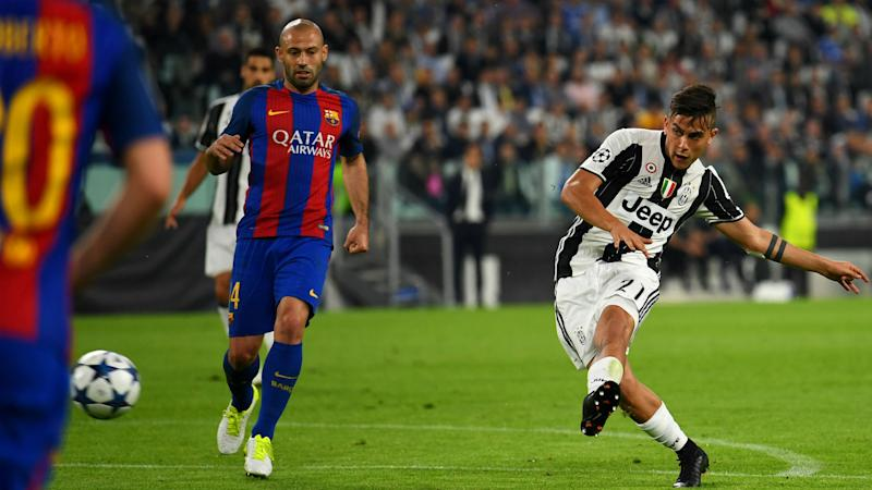 Allegri hopeful of Dybala recovery before Juventus face Barcelona