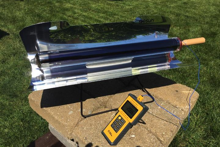 co2 hot dog cooker climate change gosun