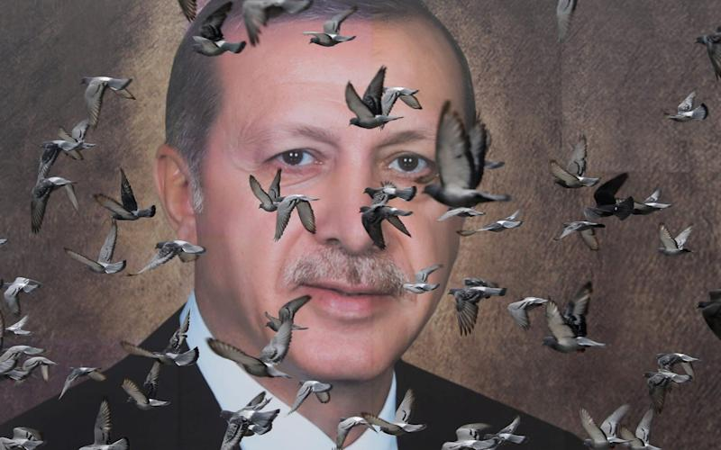 President Recep Tayyip Erdogan and his political allies have controlled the city for 25 years - REUTERS