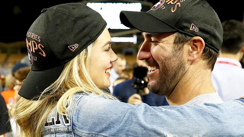 See Justin Verlander's Message to Kate Upton As She Announces Her Pregnancy