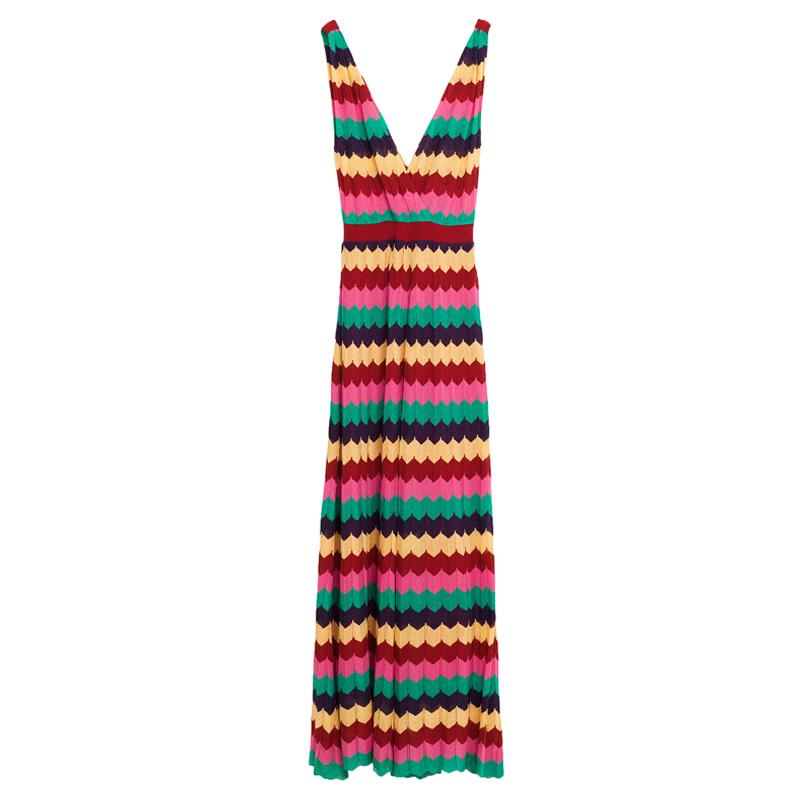 620c5dc6f71 9 Gorgeous Maxi Dresses To Wear On Vacation