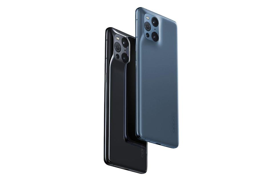 """<p><strong>Who: </strong>OPPO</p><p><strong>What: </strong>New Find X3 Pro Smartphone</p><p><strong>Where:</strong> Online at oppo.com</p><p><strong>Why: </strong>OPPO has launched one of the most movie-ready smartphones on the market. The 4 different cameras capture 1 billion colors (yes, you read that right), making every picture and video a cinematic experience. The phone features state of the art glass wear, beautiful display, and even ringtones composed by the legendary Hans Zimmer. It's time to reconsider the iPhone and switch to this sleek, chic option! </p><p><a class=""""link rapid-noclick-resp"""" href=""""https://www.oppo.com/en/smartphones/series-find-x/find-x3-pro/"""" rel=""""nofollow noopener"""" target=""""_blank"""" data-ylk=""""slk:SHOP NOW"""">SHOP NOW</a></p>"""