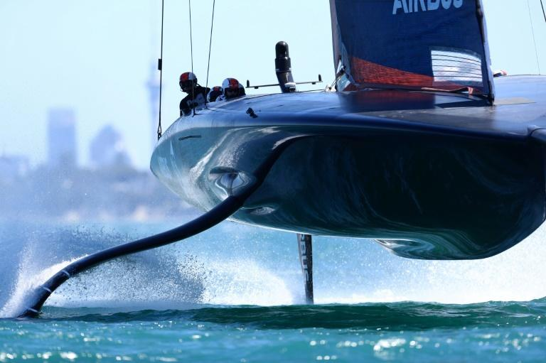 """Ainslie, the most successful sailor in Olympic history, has shown a never-say-die spirit after critics wrote off his boat as a """"lame duck"""" early in the current regatta"""