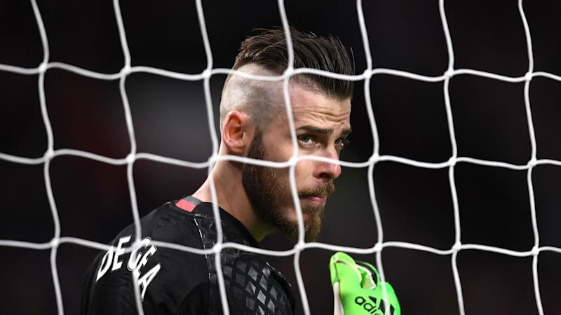 De Gea should not care about speculation, says Mourinho