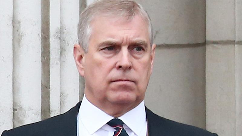 Prince Andrew is facing the loss of his security detail. Photo: Getty Images