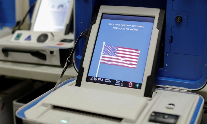 US voters living abroad sue for access to electronic voting