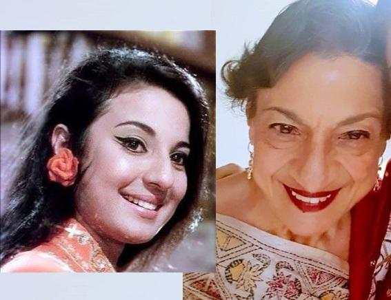 Tanuja was first seen on celluloid in the 1952 film, <em>Amber. </em>She was the younger version of the central character played by <em>Nargis</em>. Her debut as a leading lady happened in 1960 with <em>Chhabili</em>. She has been in the industry for 60 years now. Her most recent film was a Bengali drama, <em>Shonar Pahar.</em>