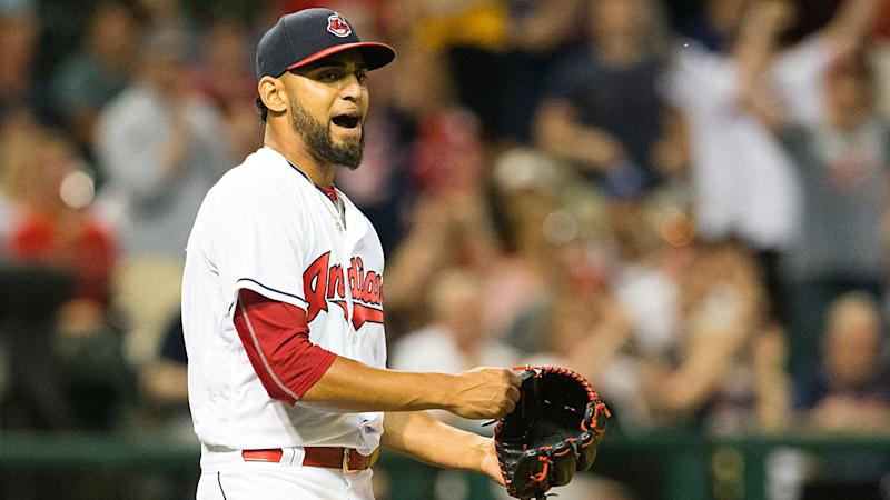 37254dc3cc961 Indians All-Star Danny Salazar hopes to return for ALCS