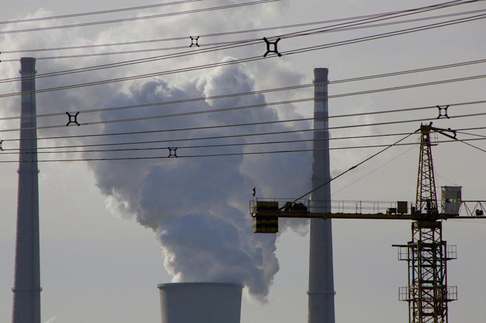 China began emission trading experiments 10 years ago. Photo: Reuters