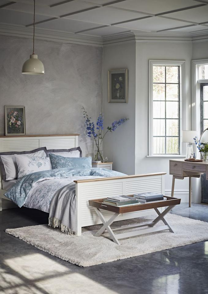 """<p>The classic countryside look has been given an upgrade for spring/summer. Expect lighter wooden tones, softer fabrics and calming colours, all of which have been designed to help improve our health and wellbeing.  </p><p><a class=""""body-btn-link"""" href=""""https://go.redirectingat.com?id=127X1599956&url=https%3A%2F%2Fwww.argos.co.uk%2F&sref=https%3A%2F%2Fwww.housebeautiful.com%2Fuk%2Flifestyle%2Fshopping%2Fg30413787%2Fargos-home-spring-summer%2F"""" target=""""_blank"""">COMING SOON</a></p>"""