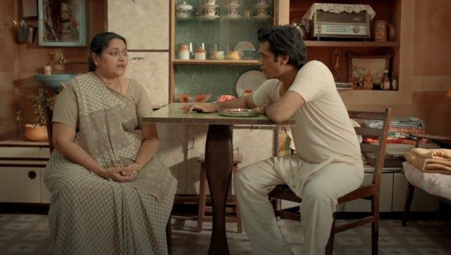 Supriya Pathak Kapur and Sohum Shah