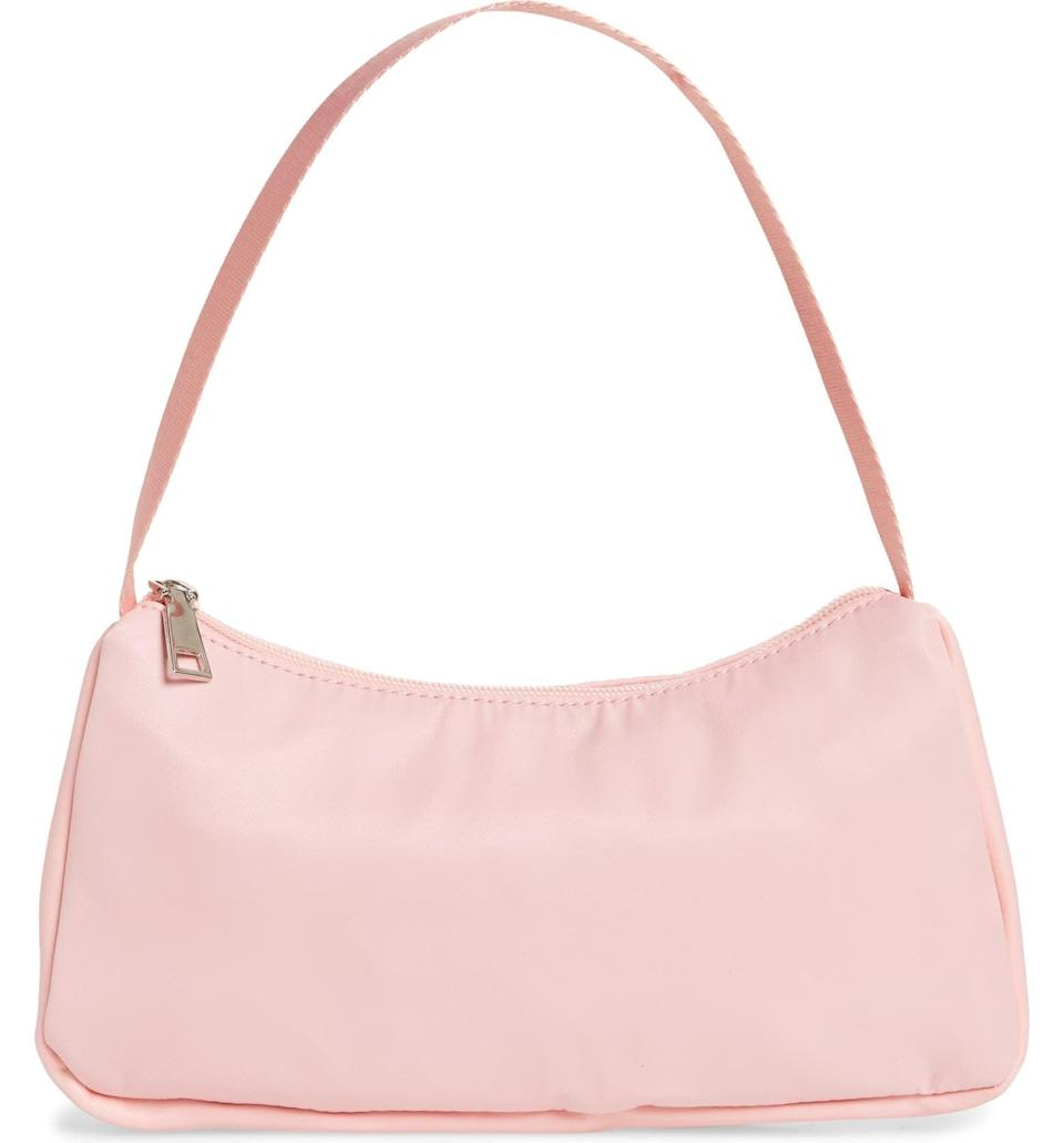 <p>Grab this <span>BP. Mini Baguette Shoulder Bag</span> ($19, originally $29) for wherever you need to go. This is giving us early 2000's vibes, and we're into it.</p>