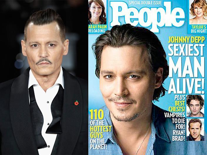 johnny depp people sexiest man 2
