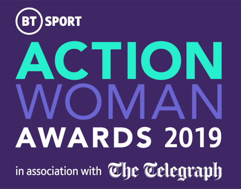 Action woman awards