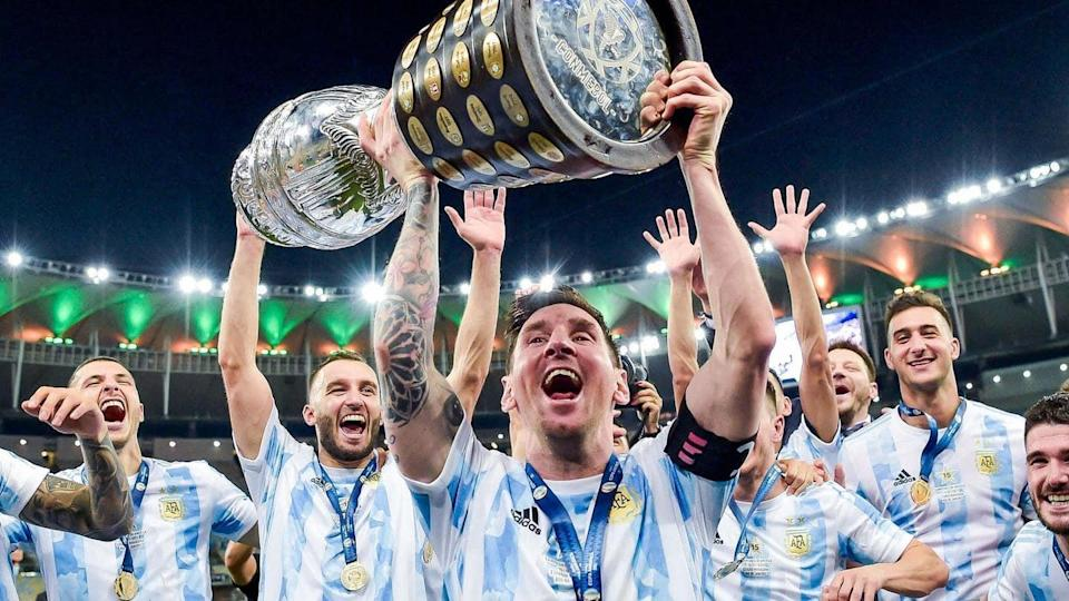 Messi claims first international trophy as Argentina win Copa America