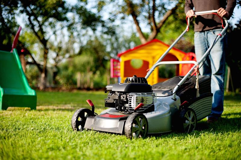 Danger: mower-related deaths were highlighted in the statistic: andreas160578/Pixabay
