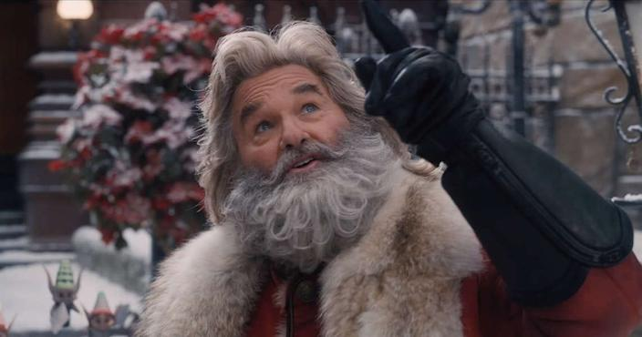 the christmas chronicles part two2 netflix