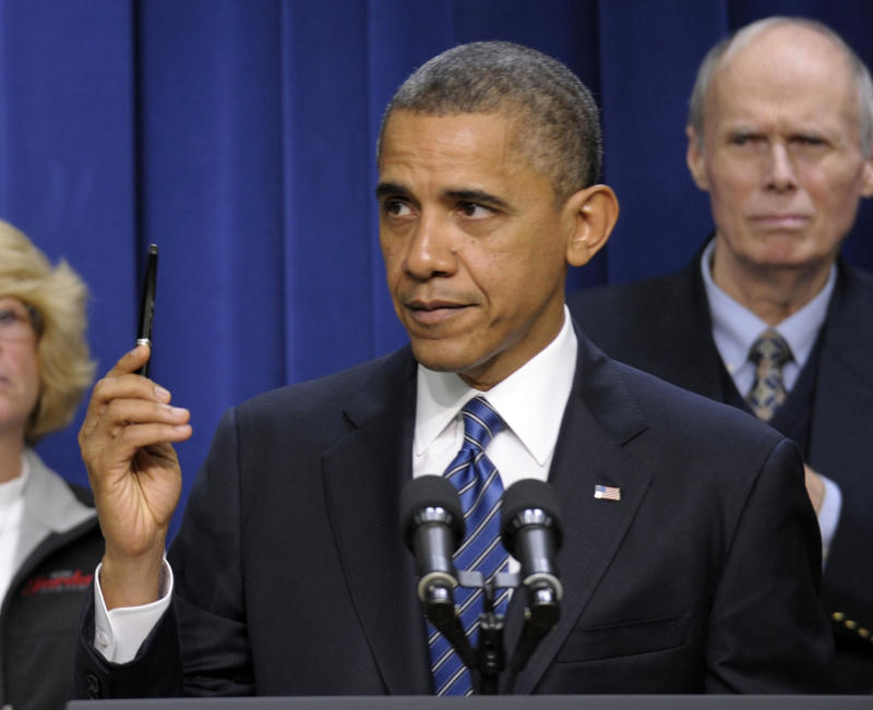 Obama says he'll do what it takes to avoid cliff
